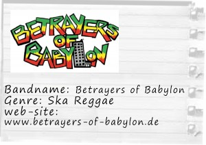 betrayers of babylon