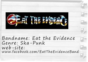 eat the evidence