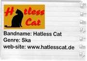 Hatlesscat