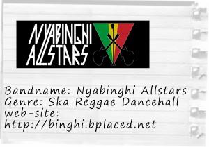 nyabinghi allstars