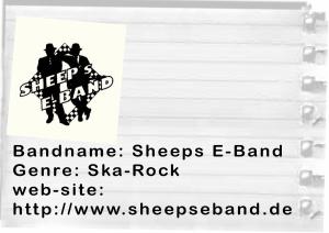 Sheeps E Band