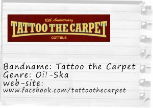 tattoo the carpet